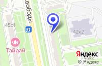 Схема проезда до компании КБ ТОРГОВО-СТРОИТЕЛЬНЫЙ БАНК в Москве