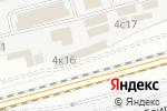 Схема проезда до компании Авто-Айрон в Москве