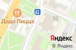 Схема проезда до компании Домовенок в Чехове