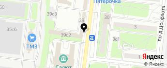 Автостекло.pro на карте Москвы