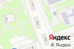 Схема проезда до компании Магазин хозяйственных товаров в Ленинском