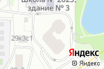 Схема проезда до компании Дентал-Студио в Москве