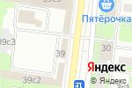 Схема проезда до компании Pets в Москве