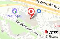 Схема проезда до компании См Паблишинг в Москве