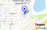 Схема проезда до компании МАГАЗИН МЕБЕЛЬ И ИНТЕРЬЕР в Москве
