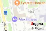 Схема проезда до компании GYM CLUB в Москве