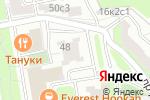 Схема проезда до компании Завод оконных конструкций Гигант в Москве