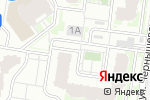 Схема проезда до компании Источник здоровья в Химках