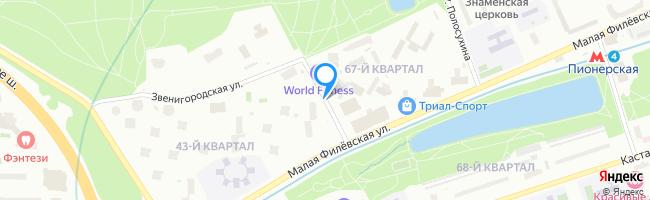 Звенигородский переулок