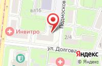 Схема проезда до компании Торговый Дом Заречье в Москве