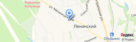 Магазин хозяйственных товаров на карте Барсуков