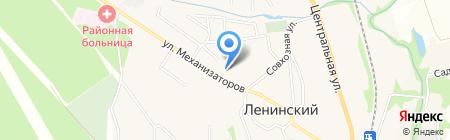 Мойдодыр на карте Барсуков
