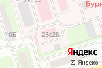 Схема проезда до компании ФМБЦ в Москве