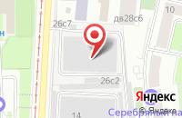 Схема проезда до компании Техмаркет Xxi в Москве
