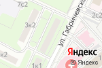 Схема проезда до компании Озон в Москве