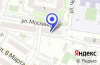 Схема проезда до компании ХИМКИНСКАЯ АВТОШКОЛА в Химках