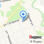 Центр образования №46 на карте Ленинского