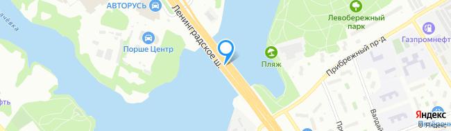 Ленинградский мост