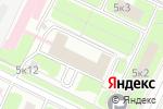 Схема проезда до компании ТМЦ-Опалубка в Москве