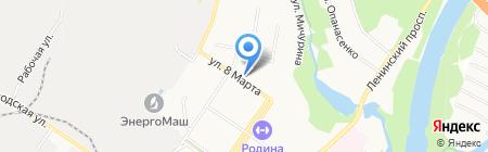 Бюро медико-социальной экспертизы по Московской области №61 на карте Химок