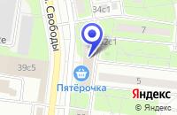 Схема проезда до компании МЕБЕЛЬНАЯ МАСТЕРСКАЯ СТАРТ МЕБЕЛЬ в Москве