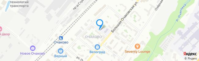 переулок Очаковский 5-й