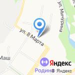 Автозапчасти на карте Химок