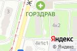 Схема проезда до компании Спецы XXI в Москве