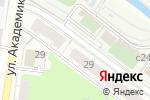 Схема проезда до компании ДЮСШ по зимним видам спорта в Химках