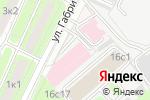 Схема проезда до компании Центр изучения расстройств пищевого поведения в Москве