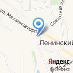 Ленинская центральная районная аптека №59 на карте Ленинского