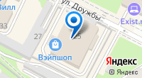 Компания Роникон на карте