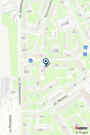 ПРОИЗВОДСТВЕННО-МОНТАЖНАЯ ФИРМА ФРАКТАЛЬ СБ на карте Серпухова