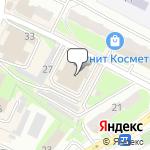 Магазин салютов Чехов- расположение пункта самовывоза