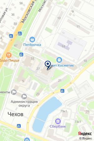 РЫНОК ЭРА на карте Чехова