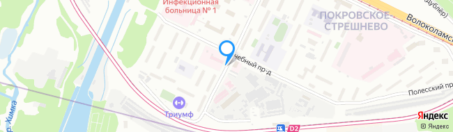 улица Габричевского