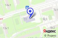 Схема проезда до компании КУНЦЕВСКИЙ ФИЛИАЛ ИНФОРМАЦИОННО-ПРОКАТНЫЙ ЦЕНТР в Москве