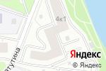 Схема проезда до компании Развитие в Химках
