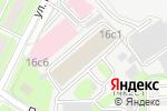 Схема проезда до компании Инфобизнес2.ру в Москве