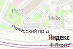 Схема проезда до компании Popravy.com в Москве