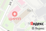 Схема проезда до компании GreenWeen в Москве