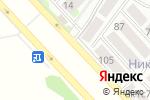 Схема проезда до компании Интернет-магазин выкроек White Peony в Москве
