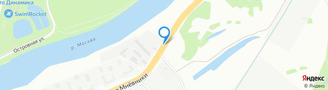 улица Нижние Мнёвники