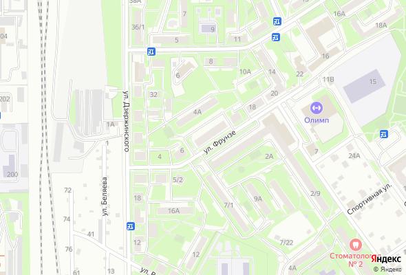 купить квартиру в ЖК ул. Фрунзе