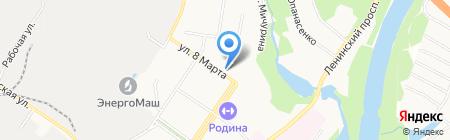 Кожно-венерологический диспансер на карте Химок