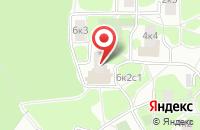 Схема проезда до компании Интерполиграфсервис в Москве