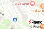 Схема проезда до компании Феликс в Москве