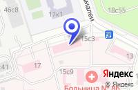 Схема проезда до компании НТЦ ФЕБ в Москве