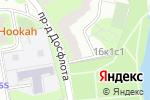 Схема проезда до компании Мосинтерстрой в Москве