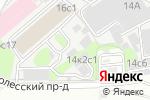Схема проезда до компании Tranco в Москве